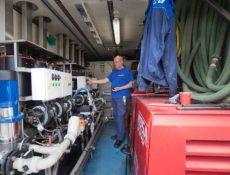 Vrachtwagen Ketel – Lenting Groep B.V.