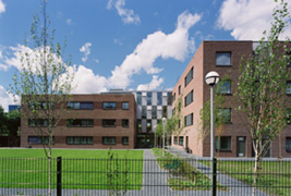Nieuwbouw Jellinek Verslavingskliniek Amsterdam