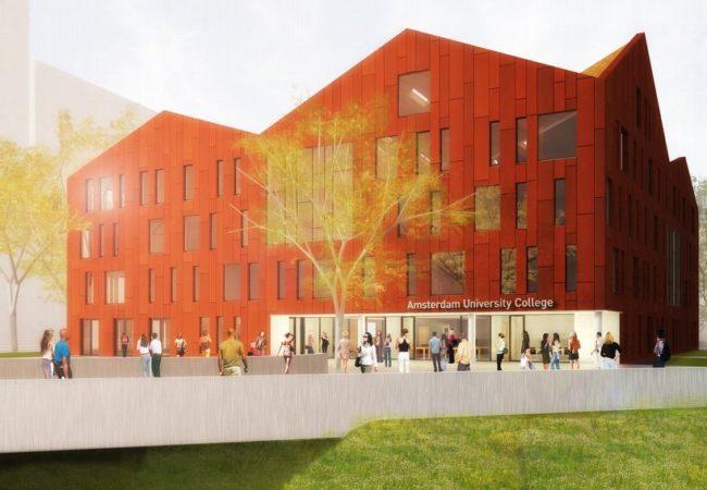 Nieuwbouw Amsterdam University College