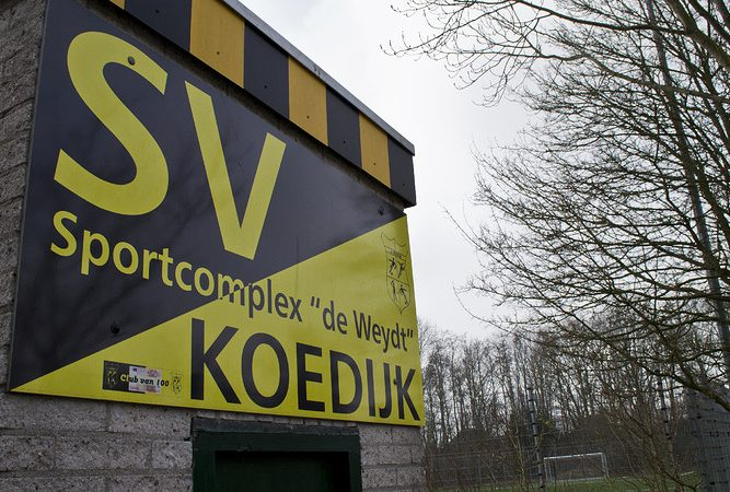 Renovatie Kleedkamers SV Koedijk