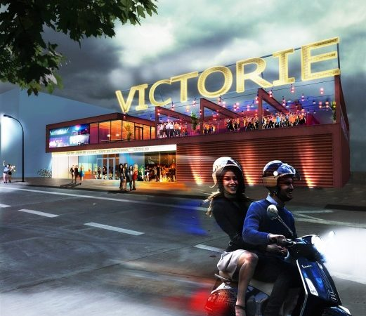 Poppodium Victorie Te Alkmaar