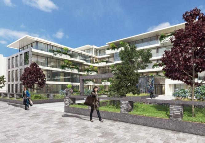 Luxe Appartementen Valeriusplein