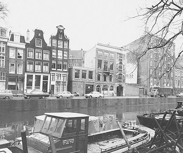 Vondel Hotel Geldersekade