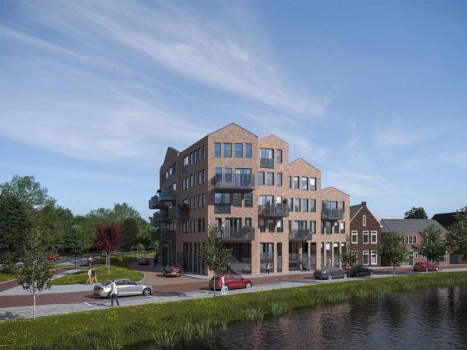 Nieuwbouw Westfriese Poort Te Alkmaar
