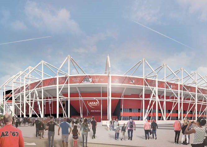 AFAS Stadion Te Alkmaar