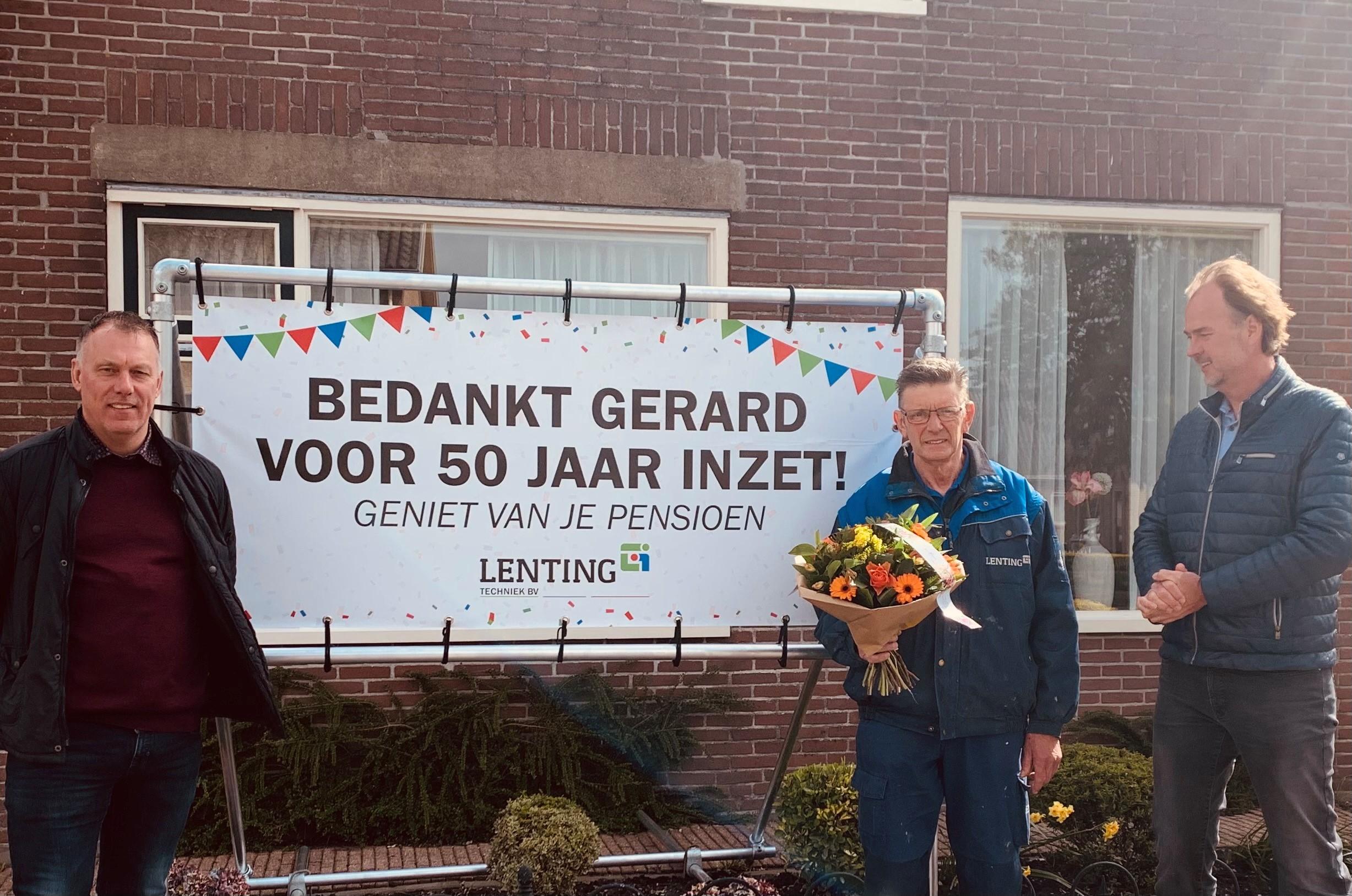 Gerard Met Pensioen