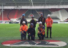 Lenting Techniek BV In Het AFAS Stadion Te Alkmaar